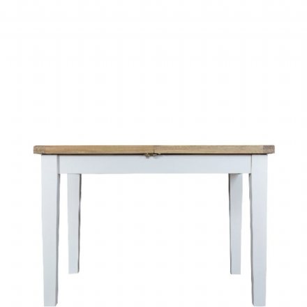 Toulouse White 1.2m Butterfly Extending Table